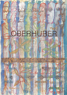 Oswald Oberhuber Buch (Book).