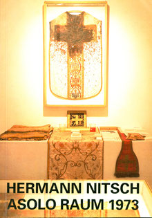 Hermann Nitsch Buch (Book) Asolo.