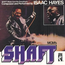 the Funky Soul story - B.O. du film Shaft, produit par Isaac Hayes