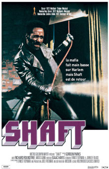 the Funky Soul story - Affiche du film : Shaft, les nuits rouges de harlem