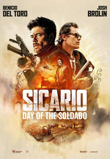 Sicario 2 : Day Of The Soldado