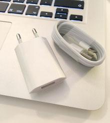 Apple Ladegerät Stecker Original Kabel Lightning