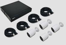 HDCVI, 2MP, FullHD, Videoüberwachungsset, Bullet, Außenkamera, DVR, Digitalvideorekorder, Dahua, günstig, über SafeTech lieferbar