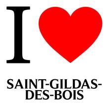 Construire à Saint-Gildas-des-Bois (44530) sur le terrain de votre choix avec le constructeur Maisons Kernest