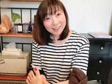 ボディセラピストコース卒業生染井さん