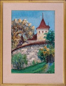 Nr. 2801 Schloss Nidau