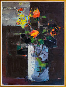 Nr.3660 Rosen in Vase
