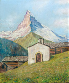 Nr. 0035 Matterhorn /Findelen