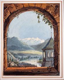 Nr.3543 Lac de Thun près du Cimitère