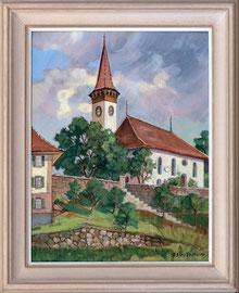 Nr. 2806 Kirche Hilterfingen