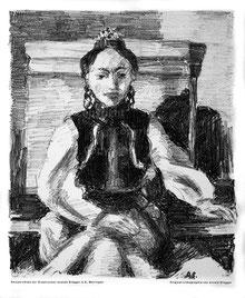 Nr.352 Trachtenfrau