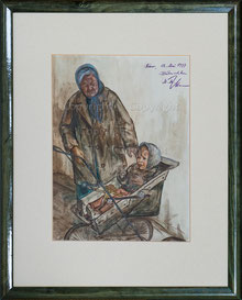 "Nr. 2684 ""Babuschka"" in Kiew 1977"