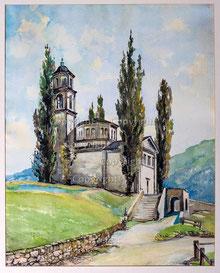 Nr. 2541  Kirche im Tessin