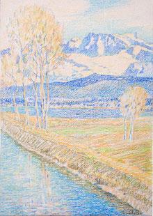 Nr. 1577 Am Greifensee