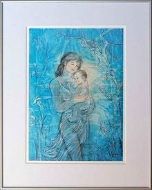Nr. 3501 Mutter und Kind