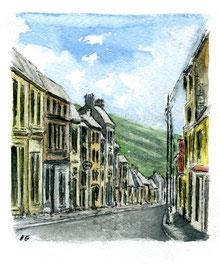 Nr. 371 Irische Häuserzeile