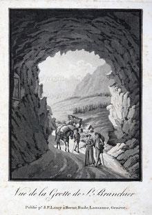 Nr. 2845 La Grotte de St. Branchier(VS)