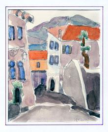 Nr. 1500 Gasse in Sorono, Italien