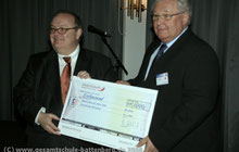 Medienschule 2008 - Preisverleihung durch Kultusminister Bantzer