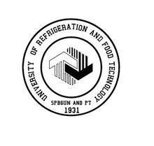СПБГУНИПТ Санкт-Петербургский государственный университет низкотемпературных и пищевых технологий