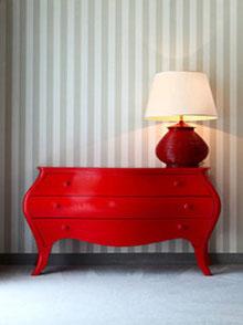 Hochwertige Tapeten erfordern exzellente Verarbeitung · Malermeister Schombel · Cottbus · Burg