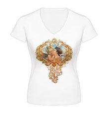Kunst T-Shirts & Wanddekos