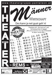 2010 Plakat Theatergruppe St. Pantaleon