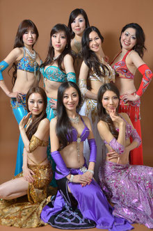 ベリーダンスSuzy Oriental Dance Studio