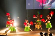 日本芸術専門学校 ハワイアンダンス
