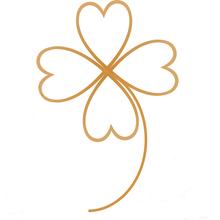 Kleeblatt, Glückbirnger für die Prüfung