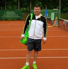 Nenad Todoric konnte bisher all seine Einzel in der 2er-Mannschaft gewinnen.