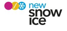 logo new snow ice