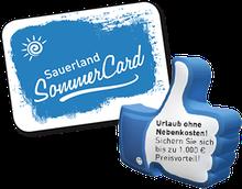 Sauerland SommerCard
