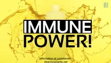Vous l'avez rêvé, nous l'avons fait ! La solution pour rendre votre système immunitaire Invincible et traverser l'hiver dans les meilleurs conditions. A partir du 01 Octobre 2019 votre Elixir bien-être !