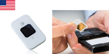 英語圏向けポケットWi-Fi・SIMカードサンプリング インバウンド集客プロモーション