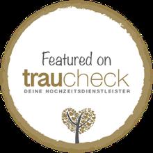 Featured on Traucheck Button