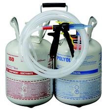 天井と床裏の断熱/インサルパック