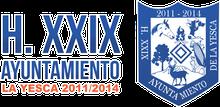 Link a la página Oficial del H. XXIX Ayuntamiento del Municipio de la Yesca