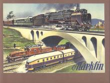 1933 Märklin Katalog DE