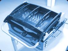 Entwicklung von Nadelbettadaptern für Testsysteme oder manuelle Prüfungen