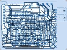 Fertigungsorientiertes Leiterplatten-Design nach Schaltplänen und die Ausführung des Leiterplatten-Layouts mit moderner CAD-Software Target3001