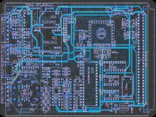 Elektronik Entwicklung und Leiterplatten Layout von analogen und digitalen Schaltungen bzw. Baugruppen für industrielle Elektronikanwendungen