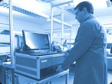 Qualitätssicherung durch Inspektionssystem mit Differenzbild-Prüfung,