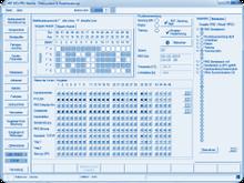 Steuerungs- und Software-Oberflächen für SIEMENS 840D/PL und SIEMENS 840D/SL Systeme werden programmiert mit Easy Screen (Siemens-Steuerung), Siemens QT, Visual-Basic NET, Visual-Basic VB6