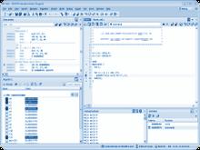 Übergeordnete Bedieneroberflächen bzw. UI (User Interface), sowie Analyse- und Protokoll-Software werden mit Visual NET, SQL , HTM usw. realisiert