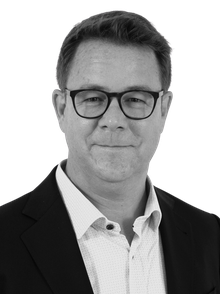 Stratege und Kommunikator Dominik Müller von infinitis
