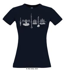 Berlin Skyline T-Shirt