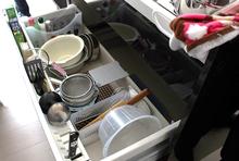 旭川片づけ・収納 キッチンの片づけ事例 ビフォーアフター