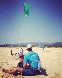 Kitesurfen lernen in Tarifa