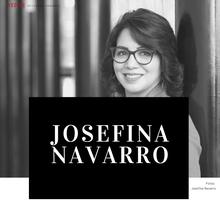 Entrevista Josefina Navarro